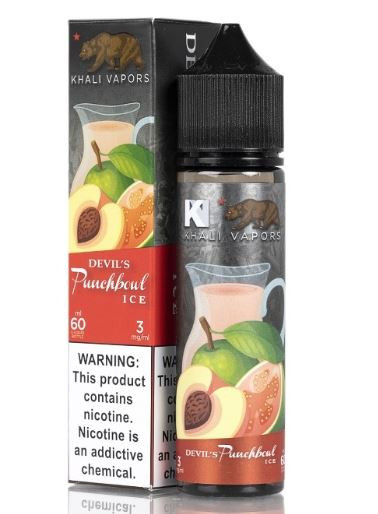 Menthol, sun-ripened guavas, and a touch of peaches.