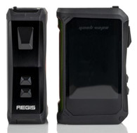 """Discover the Geek Vape AEGIS X 200W Box Mod, deploying a new AS 2.0 Chipset with the stunning 2.4"""" OLED Display while maintaining the durable IP67 Waterproof / Shockproof / and Dustproof signature design."""