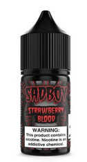 Sweet ripe strawberries with a savory liquid candy strawberry center.