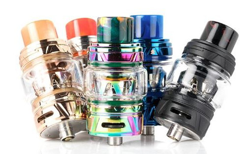 Presenting the Horizon FALCON 2 Sub-Ohm Tank, the upcoming successor to the Falcon lineage, incorporating a 5.2mL max fill capacity with new refill system alongside improved and enhanced coil options.