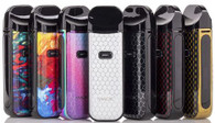 """Introducing the SMOK NORD 2 Pod Kit, integrating a 0.69"""" OLED Screen with 1500mAh battery, 40W Max Wattage Control, and utilizing both RPM and Nord Coil Technology."""
