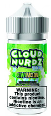 A refreshing blend of Sweet Kiwi and Juicy Melon with menthol.