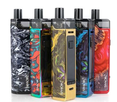 You can choose between two versions: RPM80 Kit or RPM80 Pro Kit. The RPM80 kit integrates 3000mAh large-capacity battery for power supply, which can meet long-time vape without worrying about the insufficient battery capacity. On the other hand, the RPM80 Pro Kit is powered by a single replaceable 18650 steel case battery, which is more convenient for daily use.