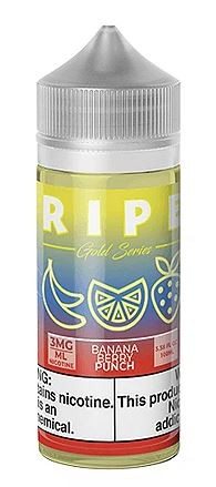 Ripe berries mixed with juicy pineapple and topped with fresh bananas.
