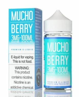 Sweet blueberries mixed with tart red raspberries and a mouthwatering burst of blue raspberries.