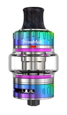 Freemax Fireluke 22 Sub-Ohm Tank, featuring a 3.5mL capacity, sliding top fill system, and is compatible with Freemax CoilTech 4.0 Mesh Coils.
