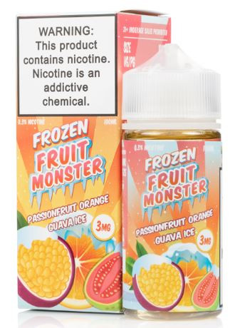 Variant of their passionfruit, orange, and guava blend that will refresh the senses.
