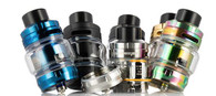Featuring a 4mL capacity, dual slotted top airflow control ring, and uses the new Geek Vape M Coil Series.