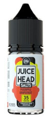 A crisp and delicious pineapple and ripe grapefruit that makes this perfectly balanced e-liquid extremely refreshing with a touch of menthol!