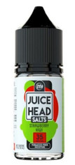 Reminiscent of vine-ripened strawberries accented with creamy tart and a taste of kiwi with menthol!