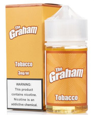 Sweet robust tobacco blend infused with the essence of honeyed graham crackers.