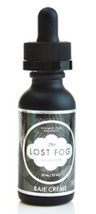 Cosmic Fog Lost Fog Collection - Baie Creme - A custom blended whipped honey cream, spiked with the essence of sweet passion fruit and topped with a tart exotic berries exclusively mixed in a high VG base to produce only the softest, silkiest, smoothest clouds of pure vaping bliss.
