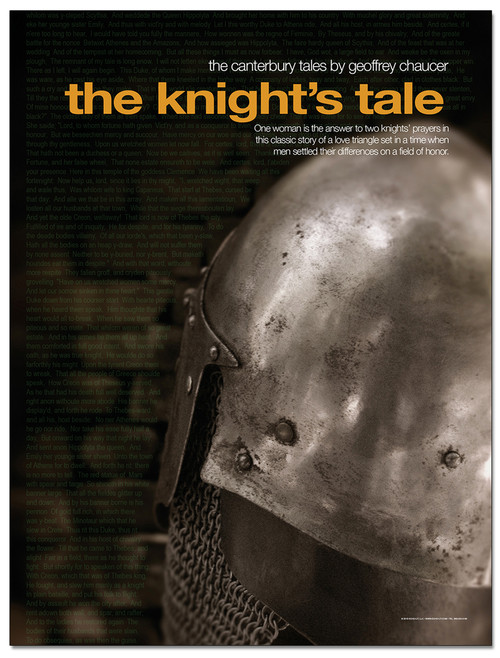 Chaucer canterbury tales knight tale essay