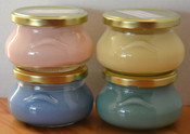Wickless Soy Jars for Melting, in stock now