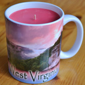West Virginia Clouds Mug