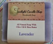 Handmade Natural Soap, Lavender