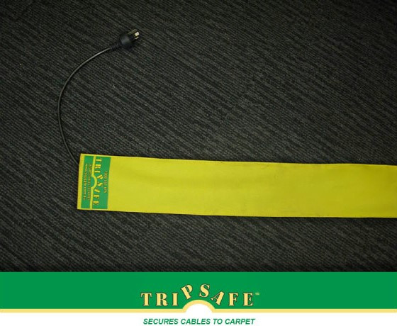 Tripsafe 10m Carpet Cable Cover