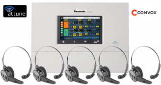 Panasonic Attune II WX-CC412 Attune 2 Main Control - Dual Lane Center Module
