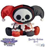Skelanimals / DC Heroes Harley Quinn Plush