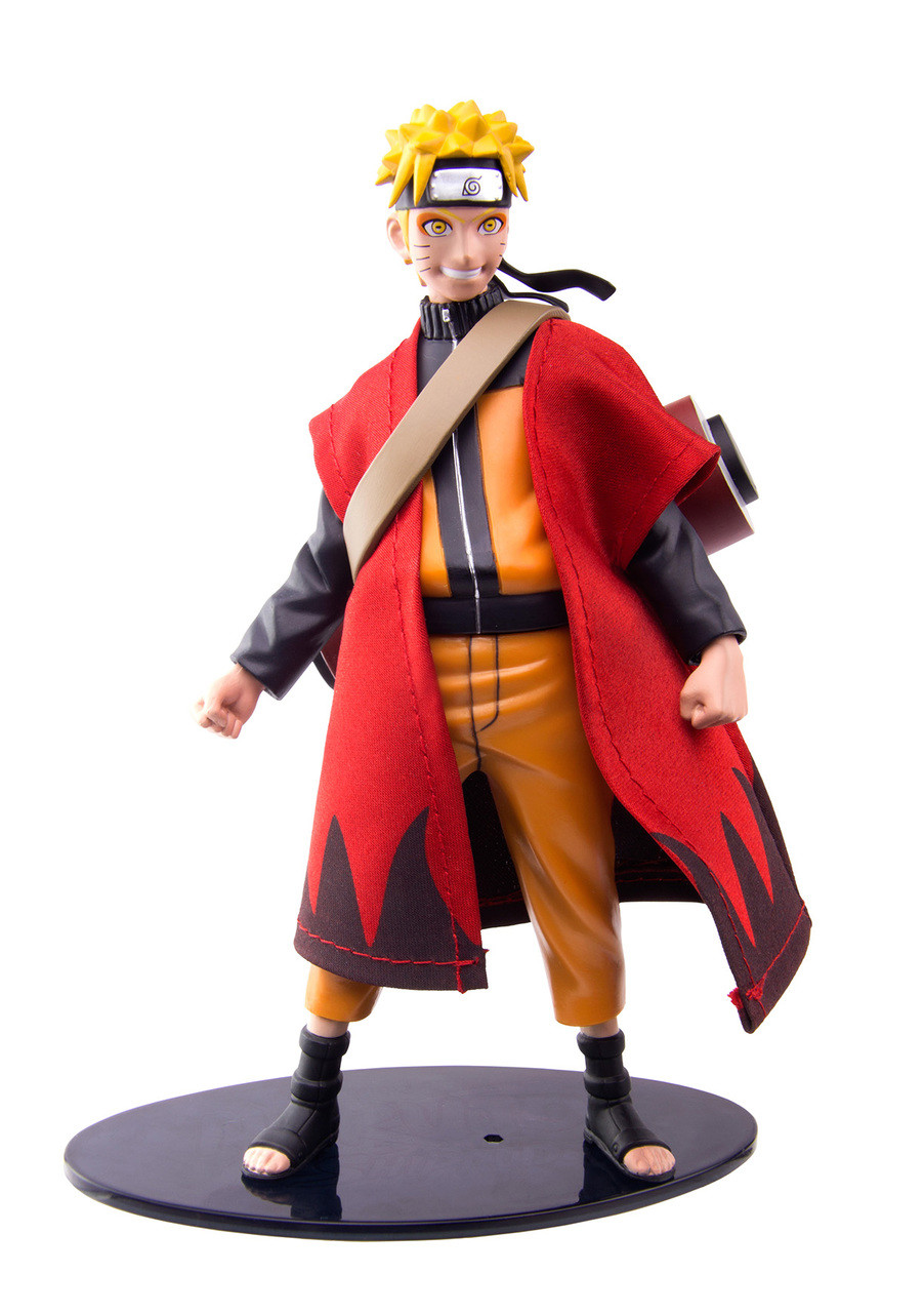 6 Quot Sage Mode Naruto With Scroll Exclusive Toynami Shop