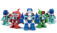 Robotech New Generation Super Deformed Blind Box Figurines
