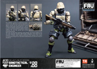 Acid Rain Sand Tactical Engineer