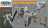 Macross Saga: Retro Transformable  1/100 VF-1J Ichijo Valkyrie