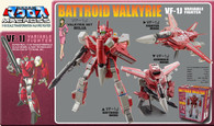 Macross Saga: Retro Transformable 1/100 VF-1J Milia Valkyrie
