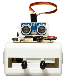 Sparki the Easy Robot for Everyone