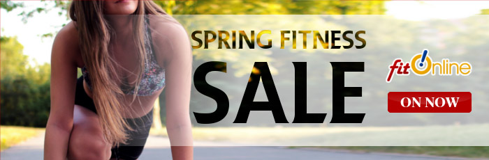Fitness Sale on NOW