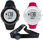 GPS and heart-rate monitors