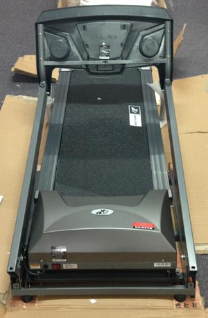 Easy-Assemble Treadmill