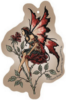 Amy Brown Rose Air Freshener A-0383