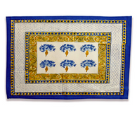 Bleuet Placemats, Set of 6