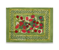 Fruit Red Placemats, Set of 6