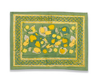 Fruit Yellow Placemats, Set of 6
