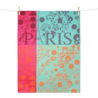 Paris Tour Eiffel Kitchen Towel