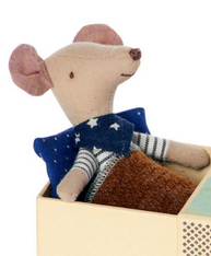 Mouse in a Box, Blue Boy