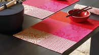 Fleurs de Kyoto Cherry Coated Placemat