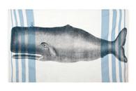 Blue Whale Towel