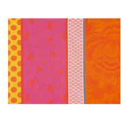 Zingaro Orange Coated Placemats