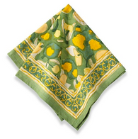 Fruit Yellow Napkins, Set of 6