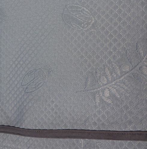"Detail of 110"" Round Tablecloth"
