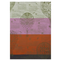 Calendrier 2020 Balloon Kitchen Towel