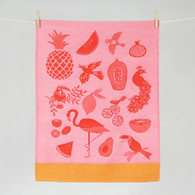 Exotic fruits Kitchen Towel