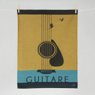 Guitar Kitchen Towel