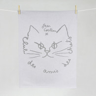 Cat Lover club Kitchen Towel