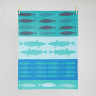 Fishes Kitchen Towel