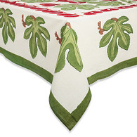 "71 x 142"" FIG Tablecloth"