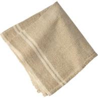 Vintage Linen Napkin (Natural/Ivory), Set of 4